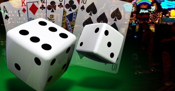dice cards casino