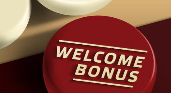 welcome bonus chip